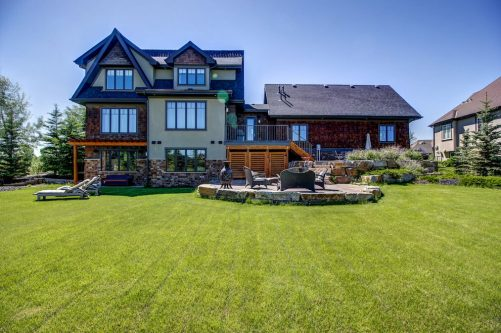 Backyard-landscaping-patio-20-October-Gold-Gate-Elbow-Valley-For-Sale-Plintz-Real-Estate-Calgary-Sothebys
