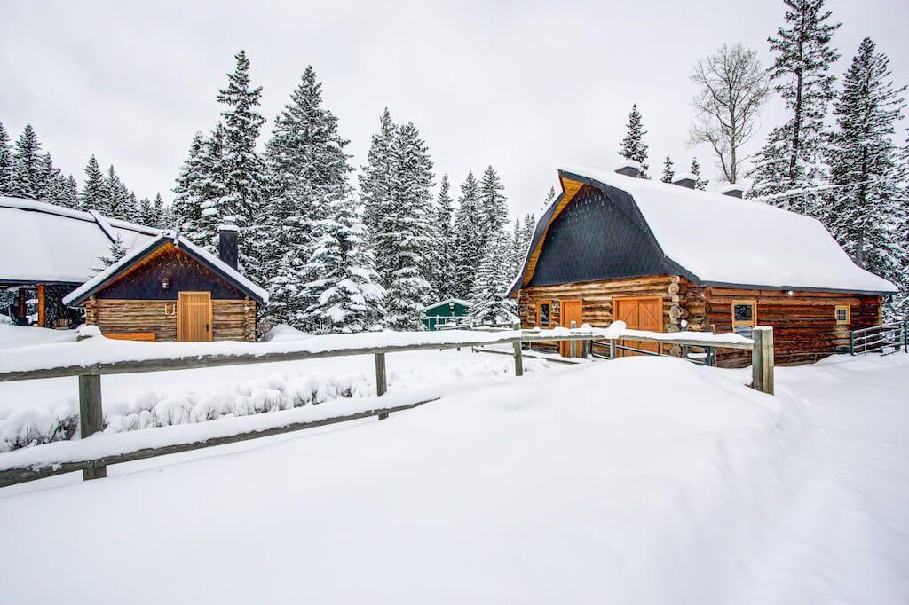 Barn-horses-winter-352248-Pine-Ridge-Road-Bragg-Creek-Ranch-Acreage-For-Sale-Calgary-Real-Estate-For-Sale-taylor-sothebys-Realtor-Plintz