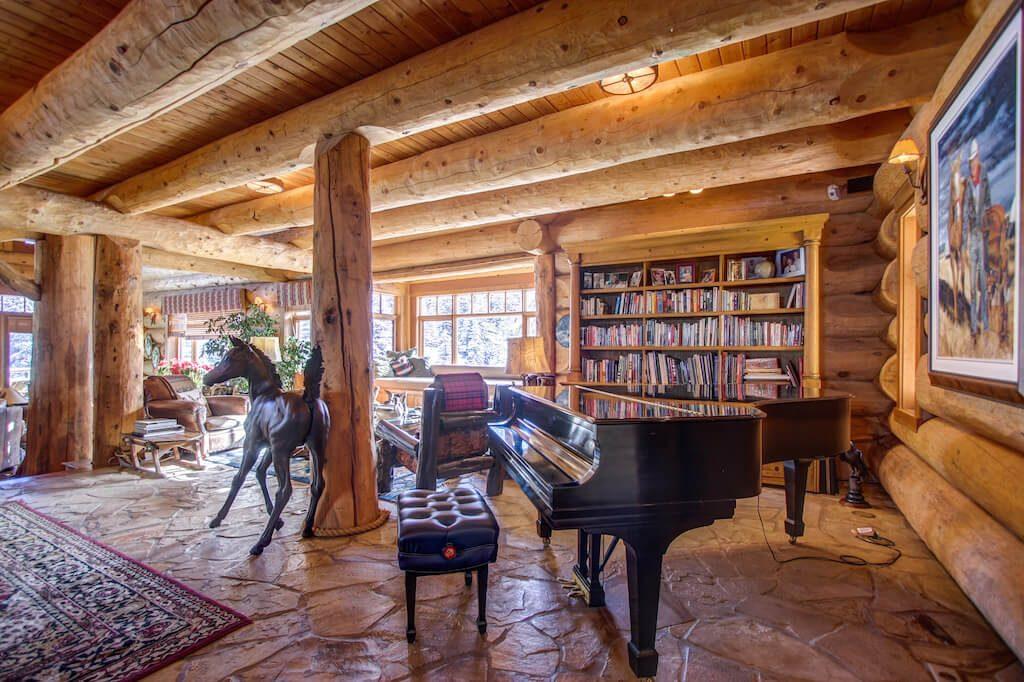 Piano-nook-timberframe-log-352248-Pine-Ridge-Road-Bragg-Creek-Ranch-Acreage-For-Sale-Calgary-Real-Estate-For-Sale-taylor-sothebys-Realtor-Plintz