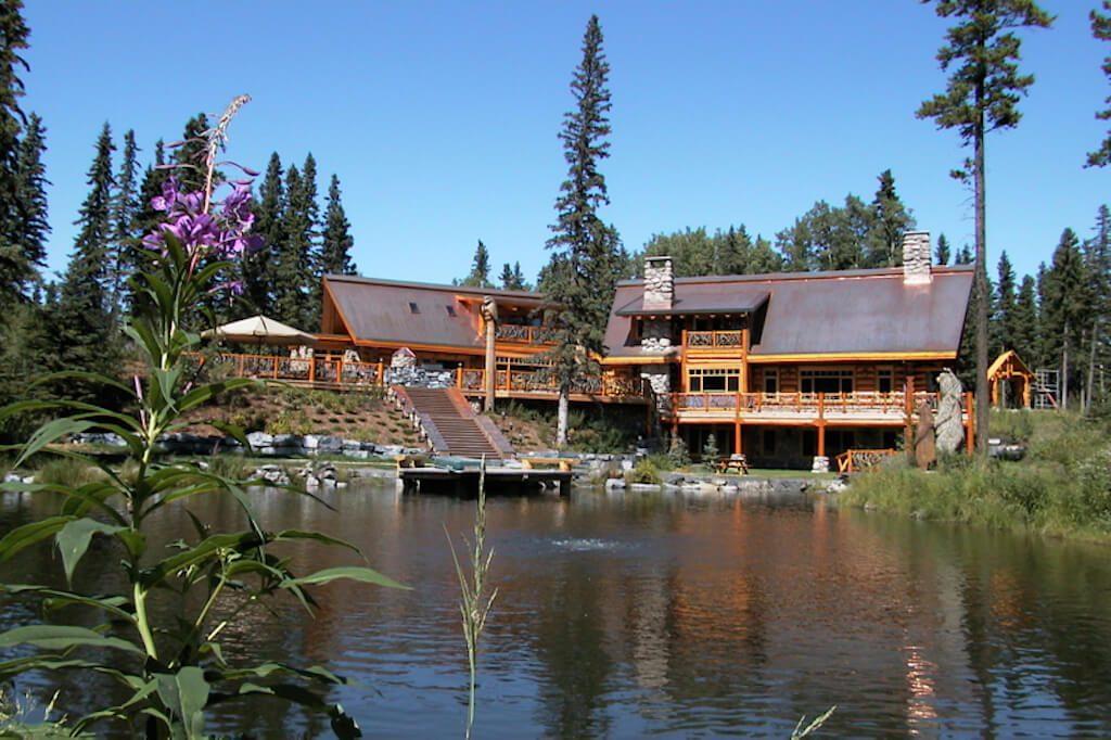 Timberframe-mansion-retreat-352248-Pine-Ridge-Road-Bragg-Creek-Ranch-Acreage-For-Sale-Calgary-Real-Estate-For-Sale-taylor-sothebys-pond