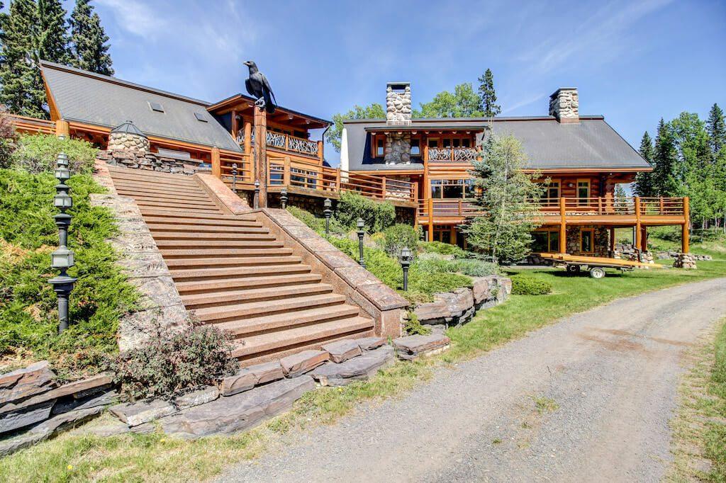 Timerframe-log-352248-Pine-Ridge-Road-Bragg-Creek-Ranch-Acreage-For-Sale-Calgary-Real-Estate-For-Sale-taylor-sothebys
