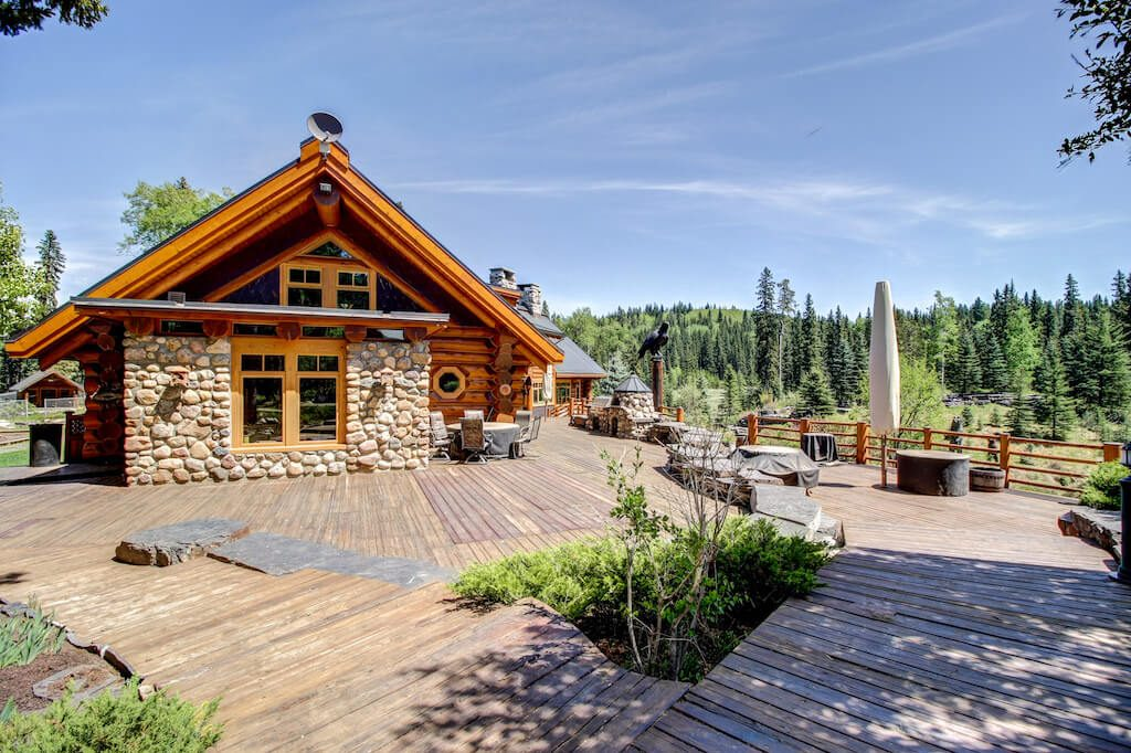 Deck-outdoors-private-property-352248-Pine-Ridge-Road-Bragg-Creek-Ranch-Acreage-For-Sale-Calgary-Real-Estate-For-Sale-taylor-sothebys-pond