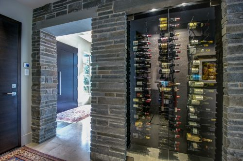 Stone-wine-cellar-2605-Erlton-Street-SW-Calgary-Real-Estate-Homes-For-Sale-Realtor-Plintz-Luxury-Custom