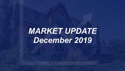 December Real Estate Market Update
