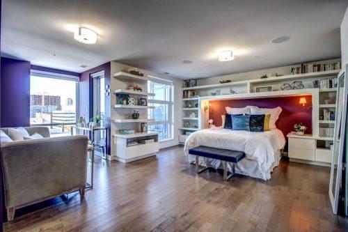 large-master-suite-custom-penthouse-downtown-13-Avenue-SW-park-calgary-beltline-condo-real-estate-for-sale-plintz