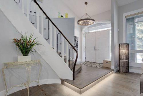 foyer-entrance-147-Lake-Tahoe-Green-SE-Bonavista-Calgary-Homes-For-Sale-Plintz-Real-Estate-realtor
