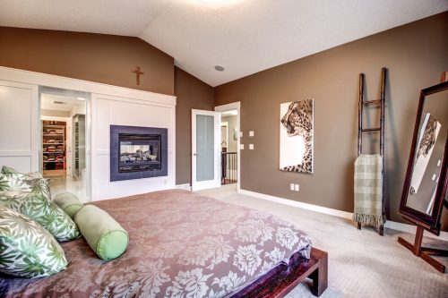 master-fireplace-bedroom-14-Aspen-Dale-Court-SW-Home-For-Sale-Plintz-Real-Estate-Calgary-Woods-Luxury-Alberta-Realtor