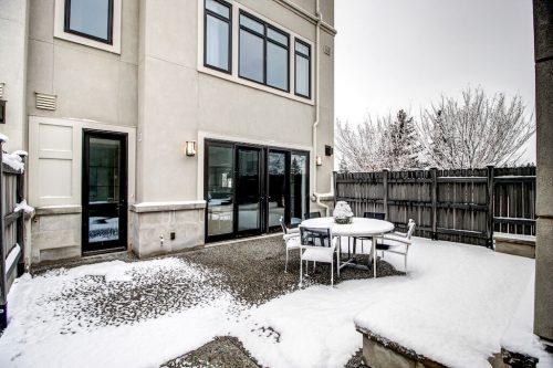 patio-Valour-Circle-SW-Park-Empire-Custom-Homes-Townhome-Luxury-Plintz-Real-Estate-For-Sale-Calgary-currie-barracks