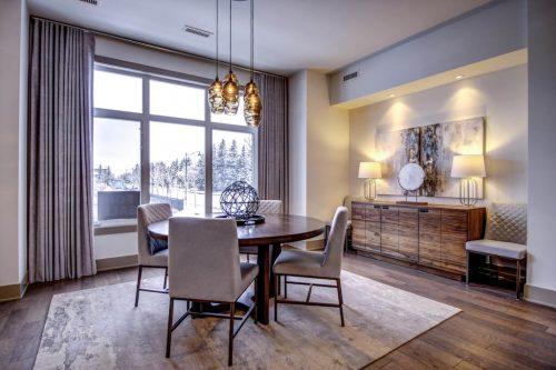 Dining-Valour-Circle-SW-Park-Empire-Custom-Homes-Townhome-Luxury-Plintz-Real-Estate-For-Sale-Calgary-currie-barracks