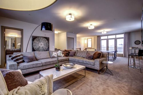 flex-games-family-room-Valour-Circle-SW-Park-Empire-Custom-Homes-Townhome-Luxury-Plintz-Real-Estate-For-Sale-Calgary-currie-barracks