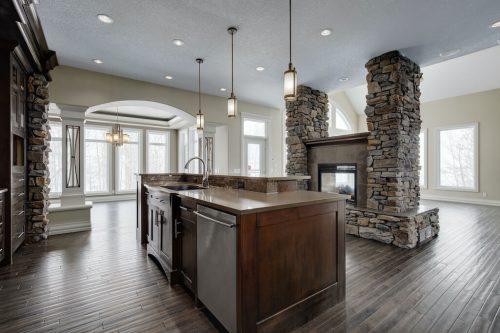 Fireplace-8-Villosa-Ridge-Drive-Springbank-Calgary-Alberta-Plintz-Real-Estate-For-Sale-Realtor