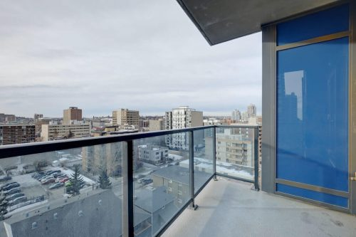 balcony-1007-303-13-Avenue-SW-The-Park-Condo-Calgary-For-Sale-Pintz-Real-Estate-Dennis-Realtor