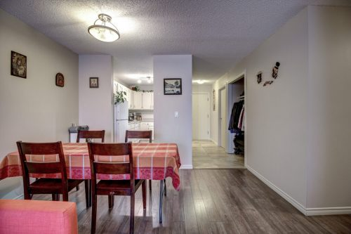 dining-area-205-611-67-Avenue-SW-Kings-Point-Condo-For-Sale-Plintz-Real-Estate-Kingsland-Calgary-Realtor