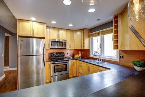 kitchen-stainless-steel-appliances-2503-16-Street-SW-Bankview-Calgary-Real-Estate-Homes-For-Sale-Plintz-Realtor-Dennis-Inner-City