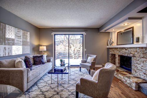 stone-fireplace-patio-staging-2503-16-Street-SW-Bankview-Calgary-Real-Estate-Homes-For-Sale-Plintz-Realtor-Dennis-Inner-City