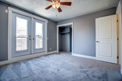 master-bedroom-balcony-ceiling-fan-2503-16-Street-SW-Bankview-Calgary-Real-Estate-Homes-For-Sale-Plintz-Realtor-Dennis-Inner-City