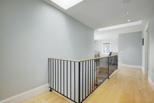 skylight-hardwood-upstairs-foyer-3119-Kilkenny-Drive-SW-Killarney-Calgary-Real-Estate-Homes-For-Sale-Plintz-Realtor-Dennis