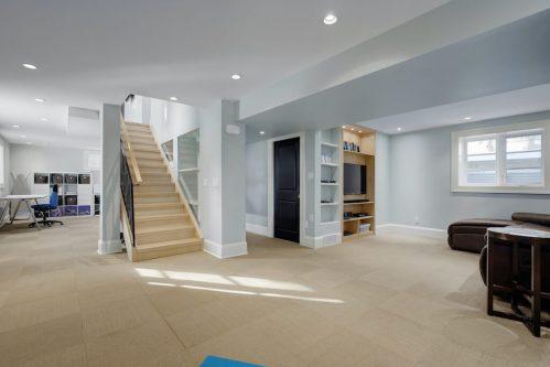 baement-staircase-open-concept-rec-room-3119-Kilkenny-Drive-SW-Killarney-Calgary-Real-Estate-Homes-For-Sale-Plintz-Realtor-Dennis