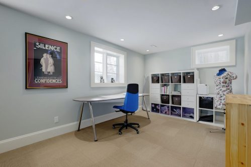 office-blue-chair-3119-Kilkenny-Drive-SW-Killarney-Calgary-Real-Estate-Homes-For-Sale-Plintz-Realtor-Dennis