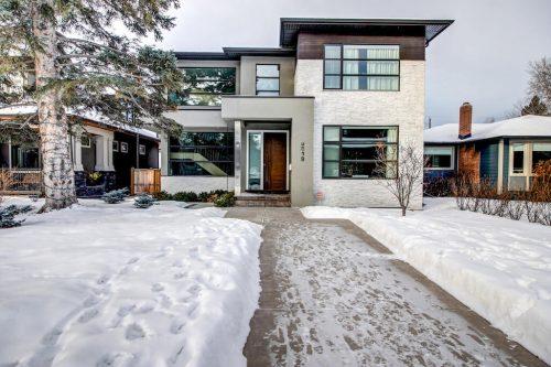 y-architecture-3819-12-Street-SW-Elbow-Park-Luxury-Real-Estate-Home-For-Sale-Calgary-Plintz-Realtormodern-contemporar