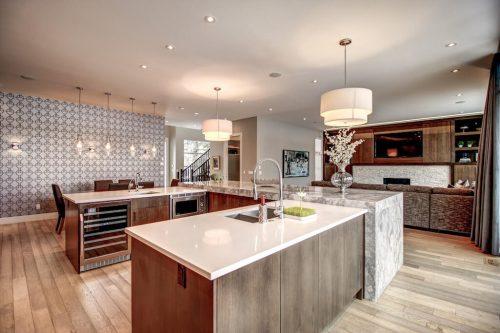ushaped-island-modern-3819-12-Street-SW-Elbow-Park-Luxury-Real-Estate-Home-For-Sale-Calgary-Plintz-Realtor-kitchen