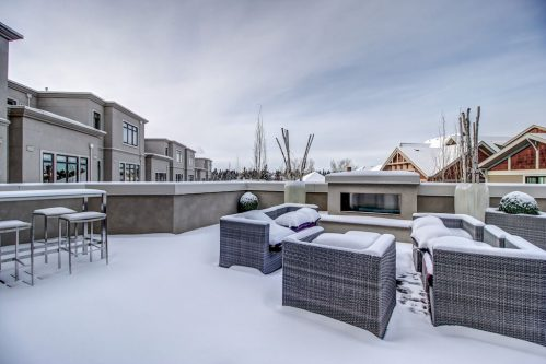 Patio-Deck-Outdoor-space-8-Victoria-Cross-Boulevard-SW-Empire-Custom-Homes-Townhouse-For-Sale-Plintz-Real-Estate-Calgary-Currie-Barracks-Realtor-Dennis