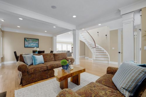 family-room-spiral-staircase-818-Rideau-Road-SW-Calgary-Real-Estate-For-Sale-Luxury-Home-Plintz-Realtor-Realty