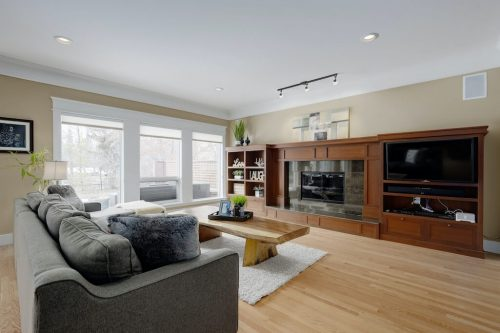 media-room-fireplace-deck-river-view-818-Rideau-Road-SW-Calgary-Real-Estate-For-Sale-Luxury-Home-Plintz-Realtor-Realty