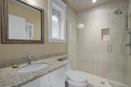bathroom-granite-glass-shower-818-Rideau-Road-SW-Calgary-Real-Estate-For-Sale-Luxury-Home-Plintz-Realtor-Realty