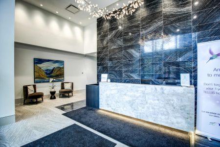 Concierge-Desk-Reception-Park-Point-Calgary-Beltline-Condo-310-12-Avenue-SW-Luxury-Plintz-Real-Estate