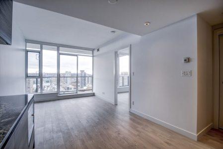 One-Bedroom-Living-Room-Views-Park-Point-Calgary-Beltline-Condo-310-12-Avenue-SW-Luxury-Plintz-Real-Estate