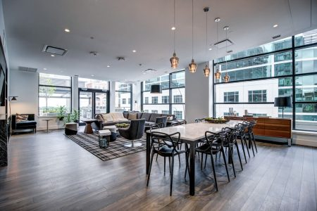 Residence-Party-Room-Lounge-Social-Dining-Sitting-Park-Point-Calgary-Beltline-Condo-310-12-Avenue-SW-Luxury-Plintz-Real-Estate