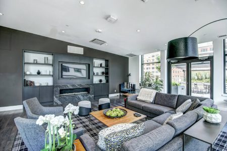 TV-Lounge-Park-Point-Calgary-Beltline-Condo-310-12-Avenue-SW-Luxury-Plintz-Real-Estate