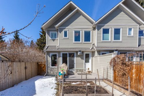 back-exterior-architecture-3514-42-Street-SW-Glenbrook-Calgary-Home-Real-Estate-for-sale-infill-attached-Plintz