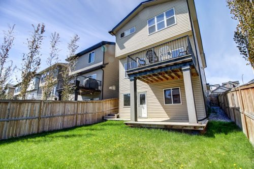 Backyard-balcony-218-Kincora-Glen-Rise-NW-Calgary-Real-Estate-For-Sale-Plintz-Realtor-Realty-Walkout