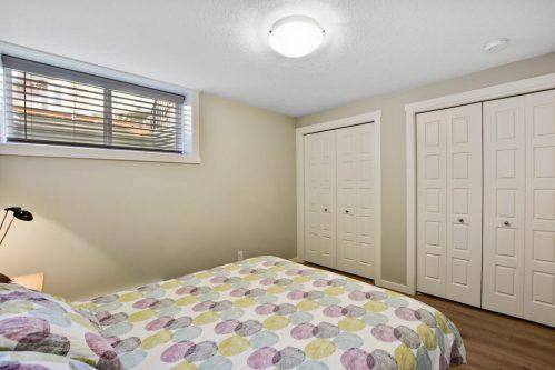 Bedroom in seton condo calgary alberta