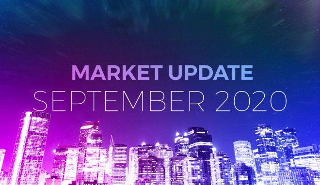 Calgary real estate market update September 2020 Dennis Plintz