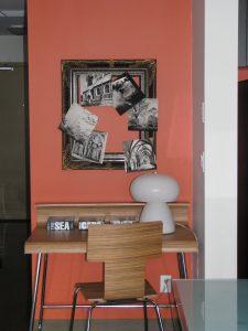 No Paint no gain blog pink wall