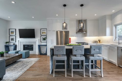 Fully renovated bungalow for sale at 18 Mayfair Road SW in Calgary