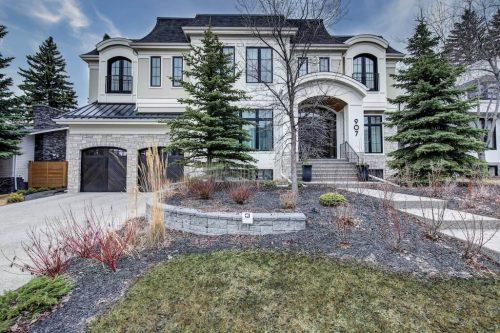 Luxury Calgary Home Built By Muretto For Sale Realtor Dennis Plintz Real Estate