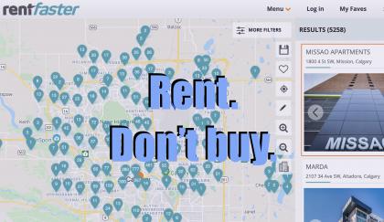 rent don't buy